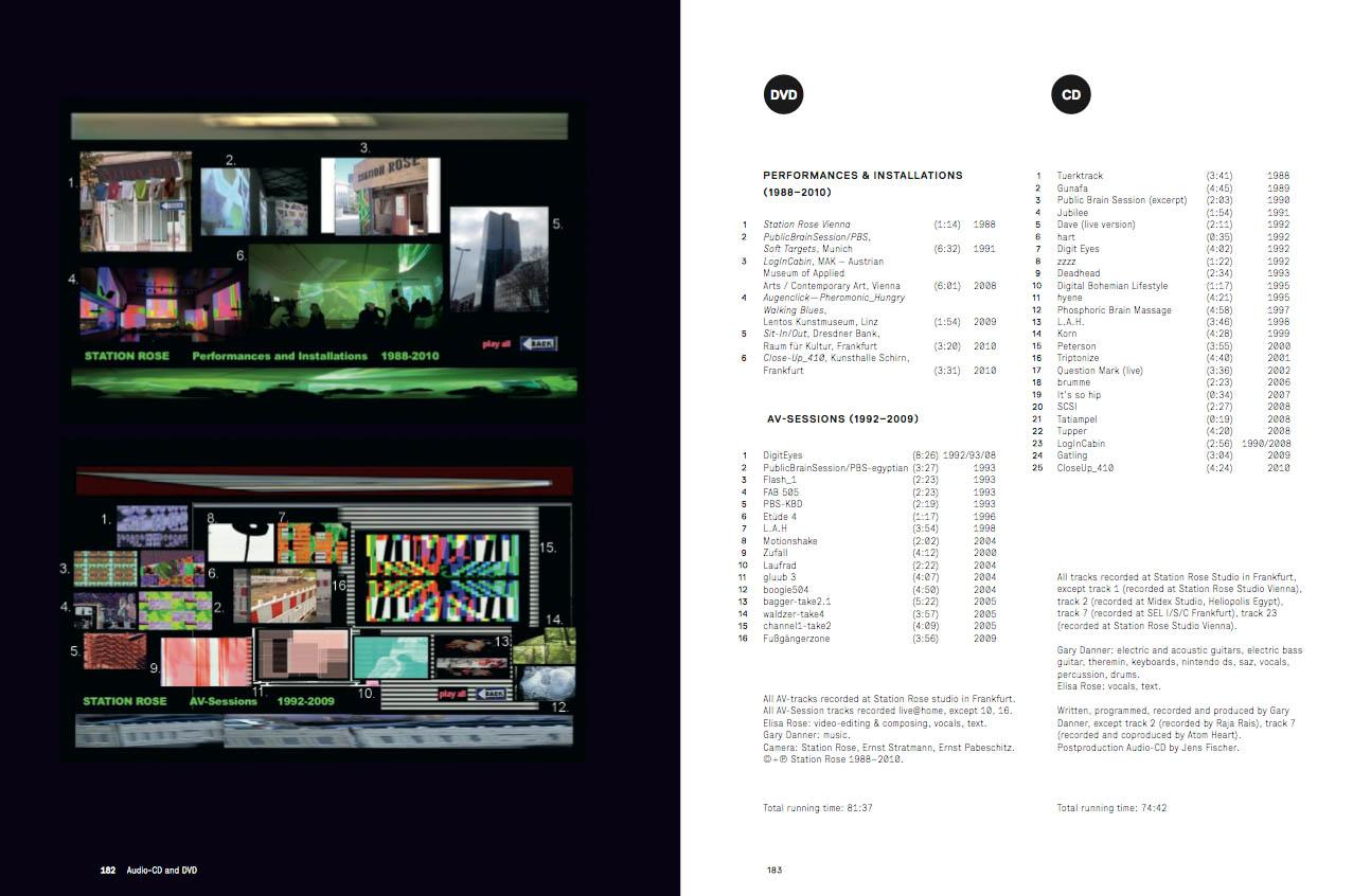 Station Rose 20 Digital Years Plus Book